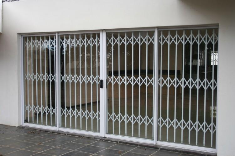 trellis doors