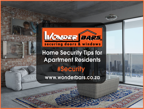 Home Security Tips for Apartment Residents